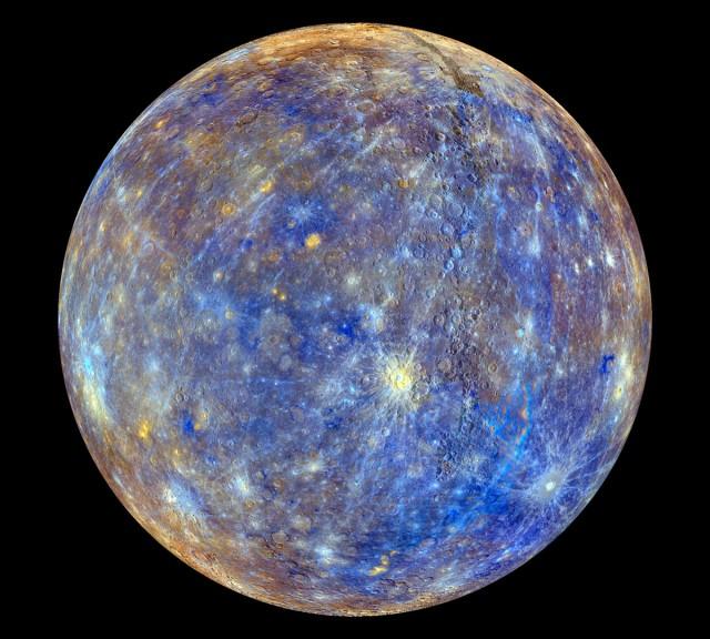 mercury color